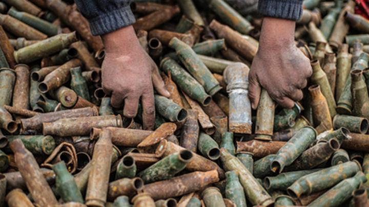 Боевики готовятся химичить против войск Асада. Провокацию раскрыли русские военные