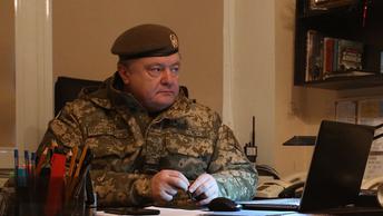 Порошенко признался, что новый закон о нацбезопасности Украины диктовали прямо в НАТО