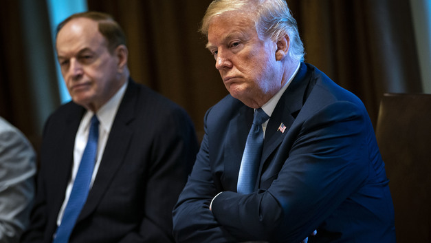 Трамп пожаловался конгрессу на нехватку денег на строительство Мексиканской стены