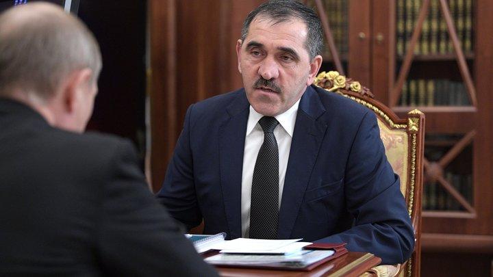 Иноагенты против Евкурова: Глава Ингушетии не считает договор с Чечней показухой