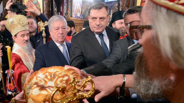 Додик просто высказал то, чего хотят сербы