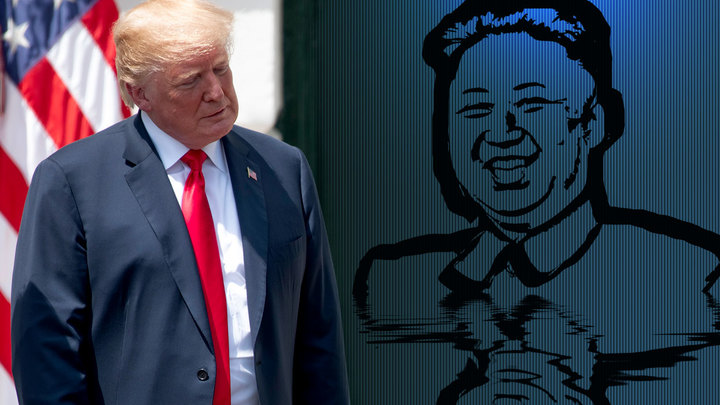 Трамп ищет, на кого свалить провал встречи с Кимом