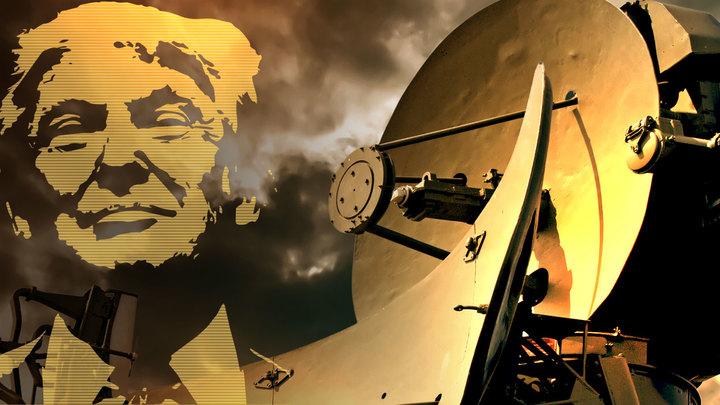 Спасибо товарищу Трампу за его «умные» ракеты