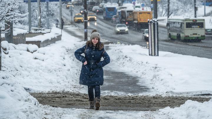 Ныряющий циклон и арктический воздух охладят Москву и всю центральную часть России