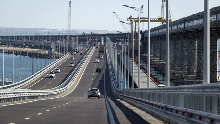 Принято и выполнено: железнодорожную часть Крымского моста сдадут раньше срока