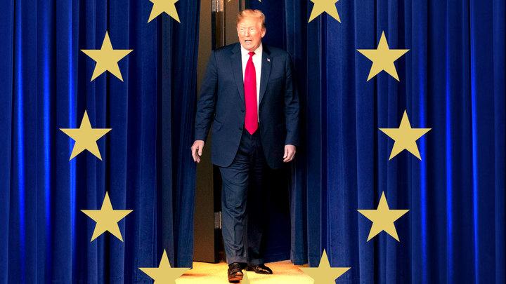 ЕС в панике: Не «сольёт» ли Трамп Европу Путину?
