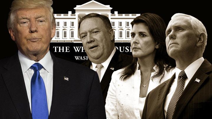 Трамп испугался заговора в Белом доме