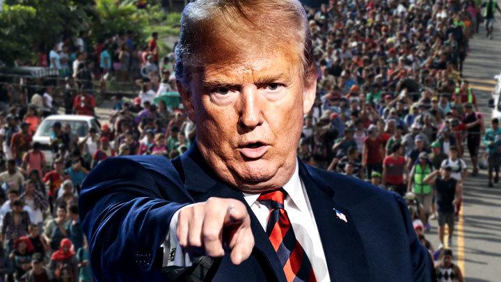 Чистка по-американски: Трамп высылает «миллионы нелегальных иностранцев»