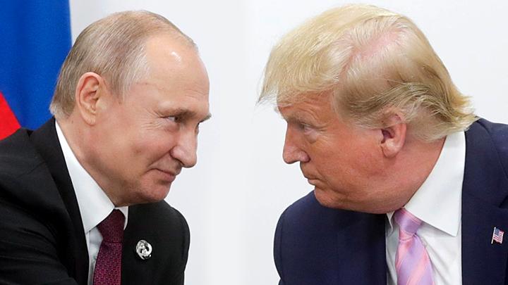 Улыбки и подколы. Путин и Трамп отлично пообщались в Осаке, но воз и ныне там