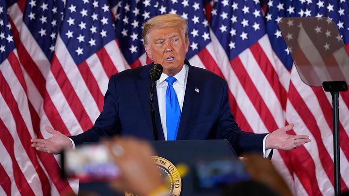 Последний бой для Трампа: ОБСЕ объявила майдан в США