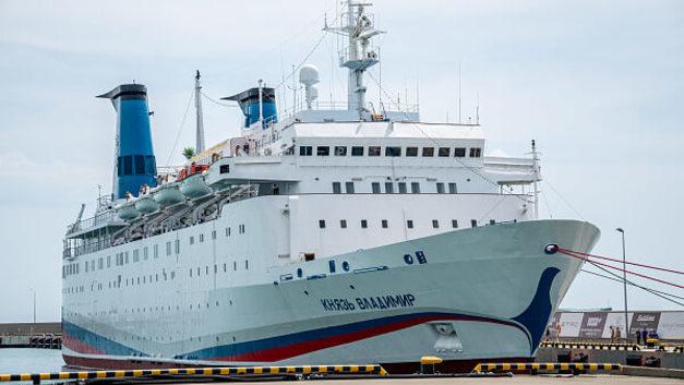 На Кубани обещали вернуть круизы «Князя Владимира» по Черному морю
