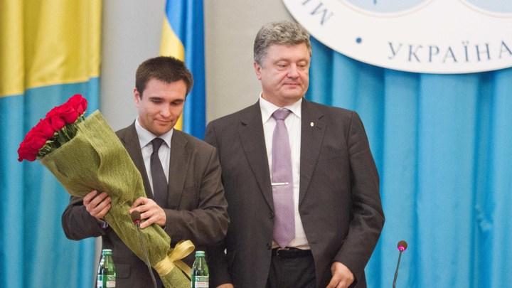 Цепной пёс Петра Порошенко: Эксперт - о дальнейшей политической судьбе Климкина