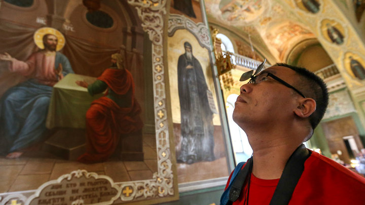 Протоиерей Андрей Ткачев: Помолимся о китайцах