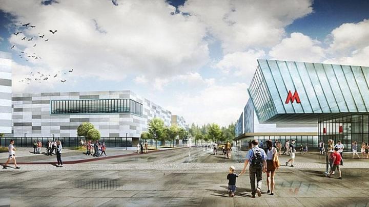 Для станции метро в Новосибирске купят швейцарские эскалаторы за 480 млн рублей