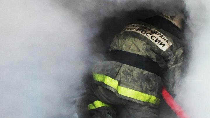 Пожарные успели спасти жилой дом в Приаргунском районе Забайкалья