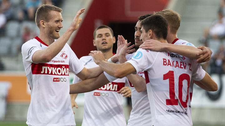 «Уязвимый великан»: «Спартак» добыл первую победу в Европе
