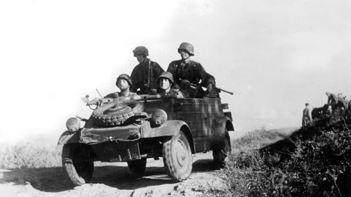 Нацистская зараза поразила Украину: В Киеве считают дивизию СС «Галичина» лучше Красной армии