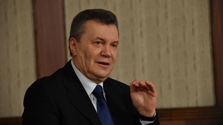 Экс-президент Украины стал фигурантом дела о стрельбе на Майдане в Киеве. Теперь официально