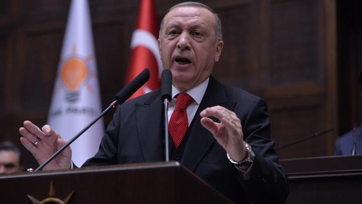 Эрдоган лично использовал вброс о Шойгу и Вагнере в Ливии, не представив доказательств
