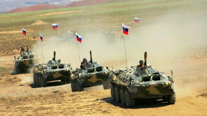 Путинские танки раскатают НАТО в Третьей мировой войне - военный эксперт