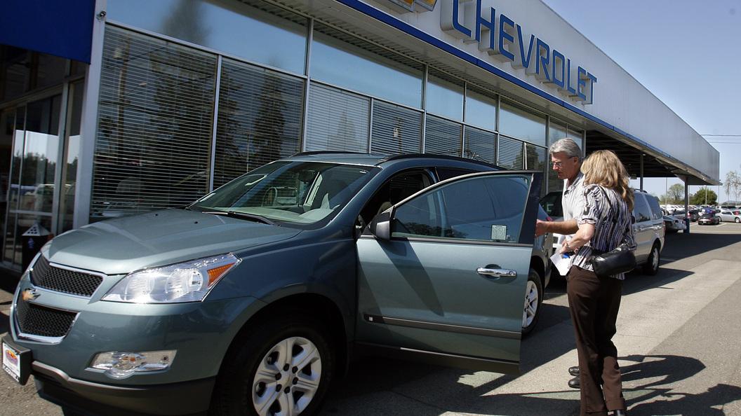 Chevrolet доволен уровнем продаж в России