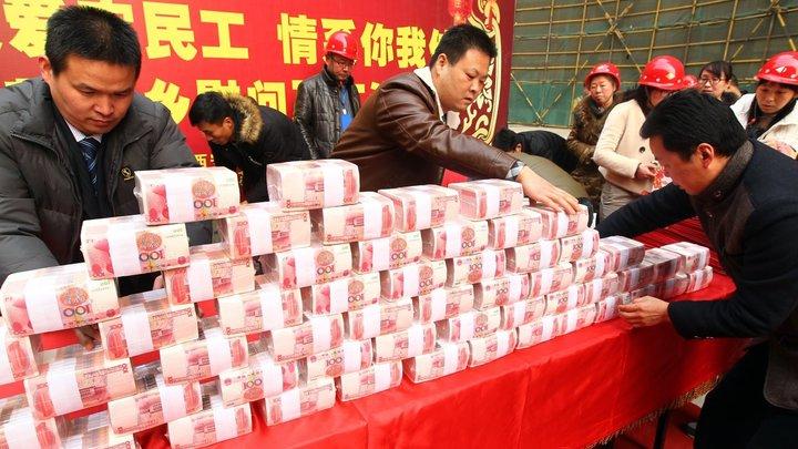 Юань на мировом валютном рынке