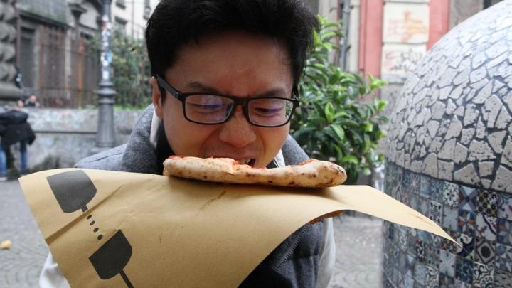 Пицца, съеденная в Италии, снижает риск рака