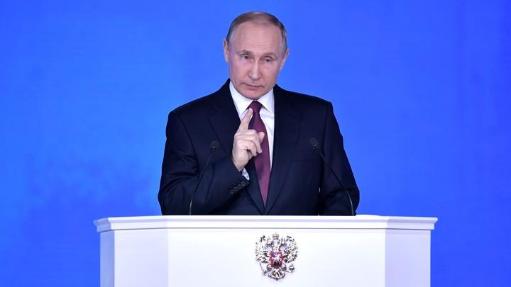 Теперь нас послушают - Путин представил самое лучшее оружие мира