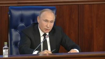 Путин: новейшее гиперзвуковое оружие заставит любителей милитаристской риторики замолчать