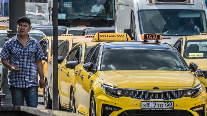 Маньяков и убийц не берём: Таксистов будут жёстче отбирать при устройстве на работу