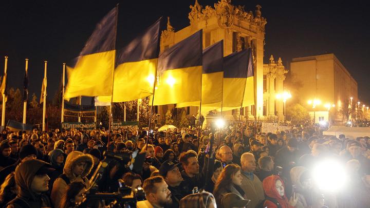 Украинские националисты вышли на новый уровень: Макрону и Меркель пригрозили расправой