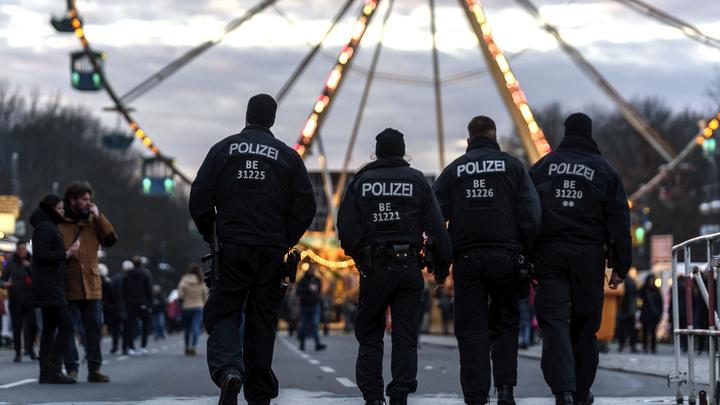 Работали 180 силовиков: В Берлине выходцев из Чечни заподозрили в подготовке теракта