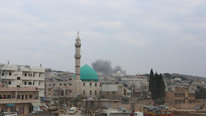 Рядом с российской авиабазой Хмеймим: Сирийские ПВО отразили атаку