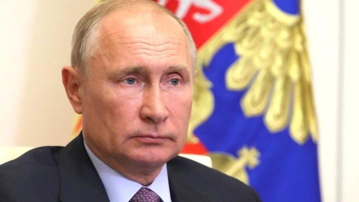 Мы голосуем за страну: Владимир Путин выступил с обращением к нации