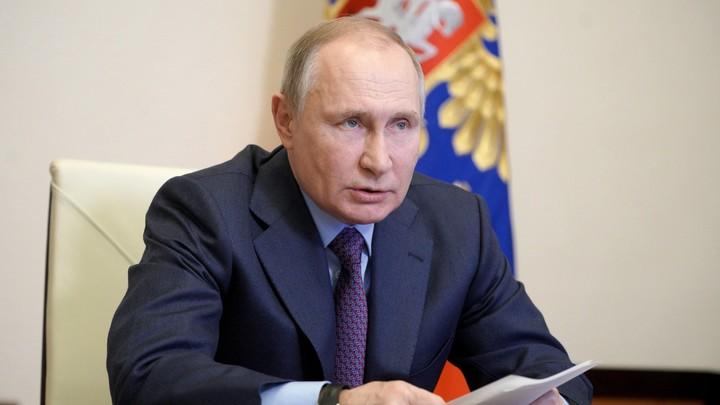 Путин замотивировал федеральное правительство: Давайте побыстрее шевелитесь