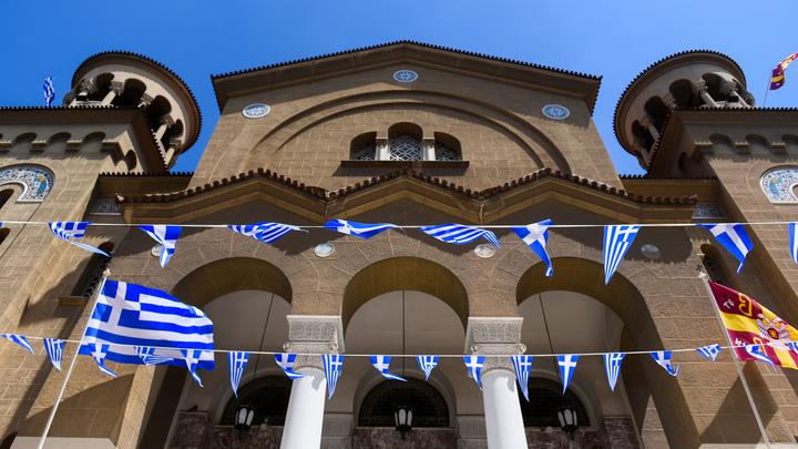 Греческий митрополит призвал Константинополь непризнавать раскольников вгосударстве Украина