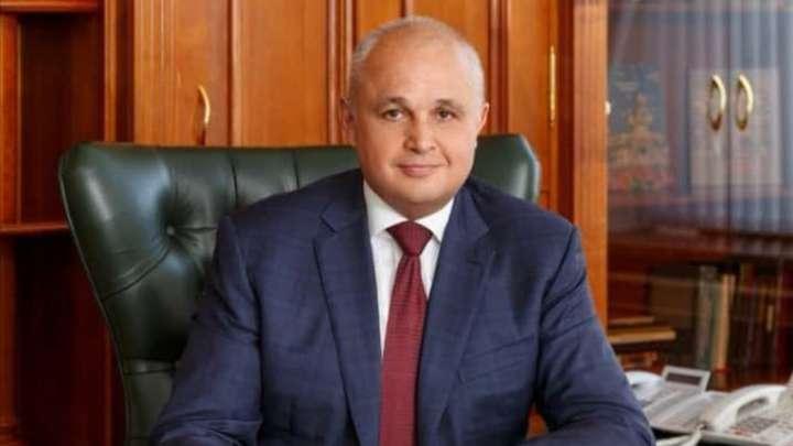 Губернатор Кузбасса поздравил жителей с Днем железнодорожника