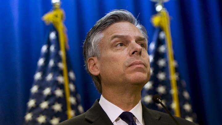Встреча была: В Американском посольстве признались, о чем разговаривал Хантсман с замглавой МИД РФ
