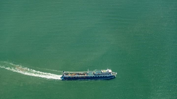 Крымский мост помешал НАТО в Азовском море