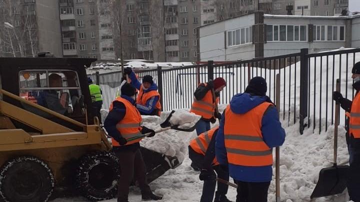 В Новосибирске ввели режим повышенной готовности из-за угрозы паводка