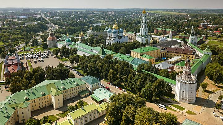 Протоиерей Леонид Калинин: «Никакого православного Ватикана в Сергиевом Посаде не будет»