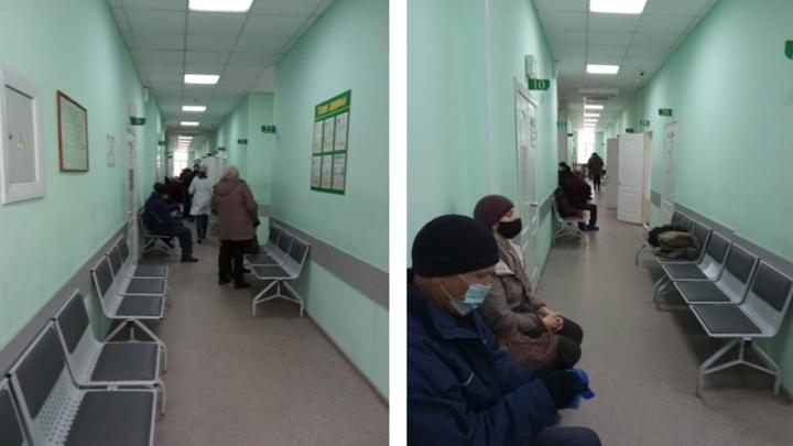 В Курганской области полностью поменяют схему приема больных в поликлиниках