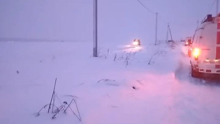 Бак с топливом развалился в воздухе - восстановлена картина крушения Ан-148 в Подмосковье
