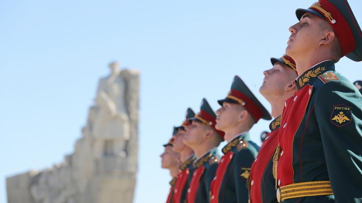 Новобранцы ЮВО будут принимать присягу в военно-историческом музее Самбекские высоты