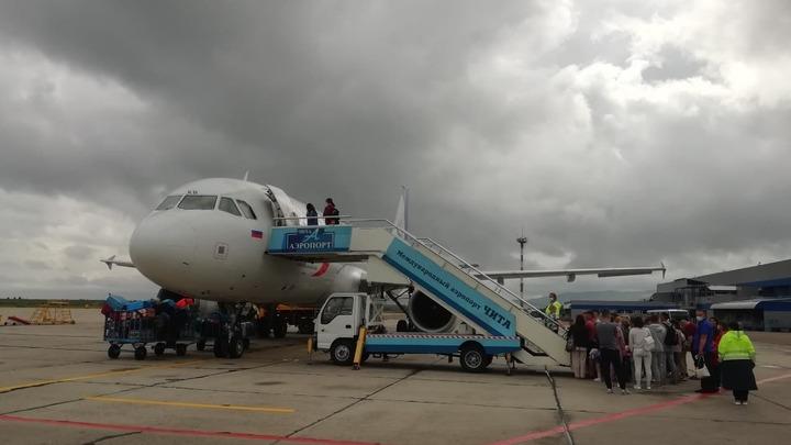 Новые терминалы появятся в аэропорту Читы к 2024 году