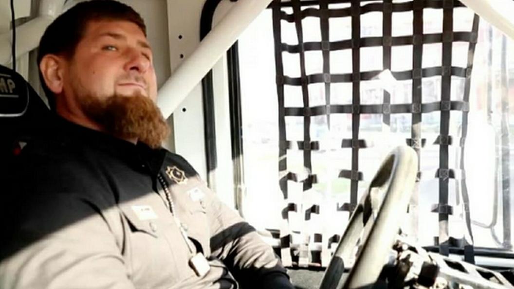 Кадыров: Спецслужбы Украины породили Окуеву, они же ее и убили