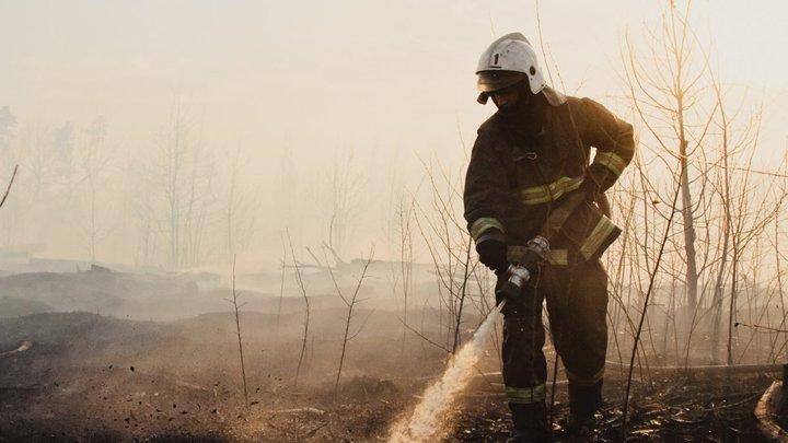 Не успели спасти: Ночной пожар унёс жизни шести взрослых и двоих детей