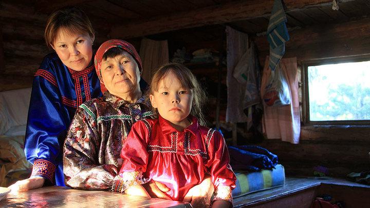 Россия: Душа и люди