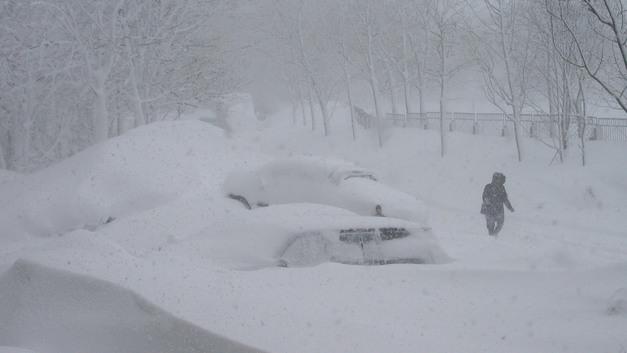 Камчатка готовится к мощному снегопаду, метелям и шторму