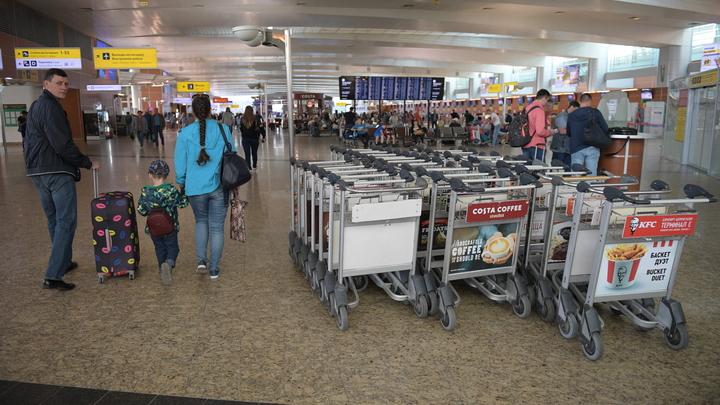 Порядка 40 рейсов задержали иотменили ваэропортах Московского региона